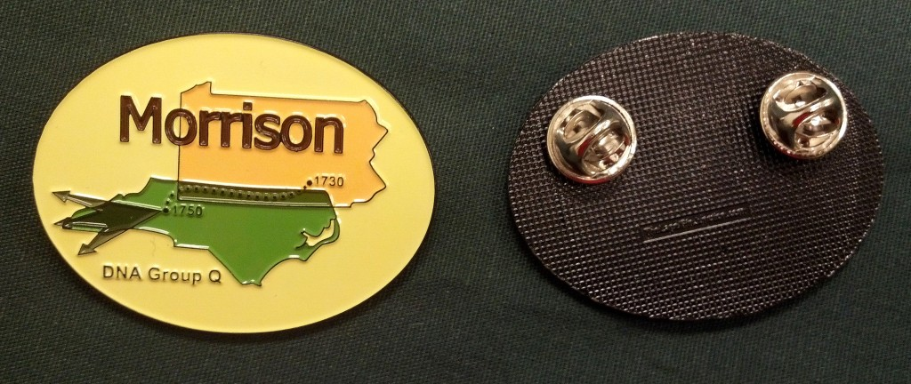 Morrison-Q Pin