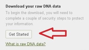 FAQ – How to Download Raw DNA from Ancestry and Upload to